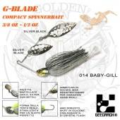 Geecrack G-Blade 1/2oz Double Willow