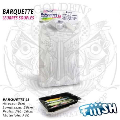 Fiiish BARQUETTE LS