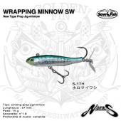 Nories WRAPPING MINNOW SW 14g