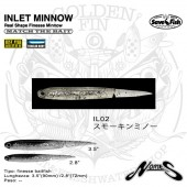 Nories INLET MINNOW 2.8""