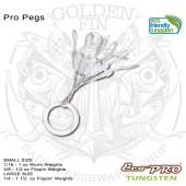 Eco Pro Tungsten PRO PEGS Clear