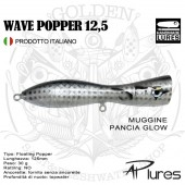AP Lures WAVE POPPER 125