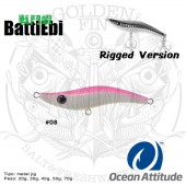Ocean Attitude BATTLEBI Jig 30g (FULL)