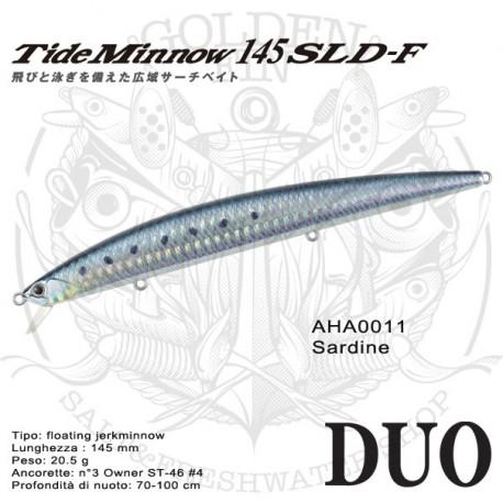 Duo TIDE MINNOW 145 SLD-F