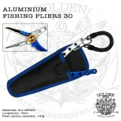 Golden Fin Alumium Fishing Pliers FP-30