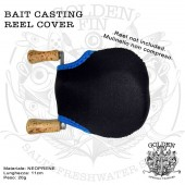 Golden Fin Bait Casting REEL COVER