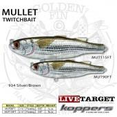 LiveTarget MULLET Twithcbait 90