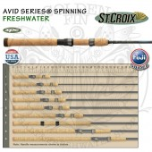 St.Croix Avid Series Spinning