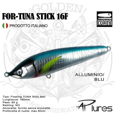 AP Lures FOR-TUNA STICK 160F
