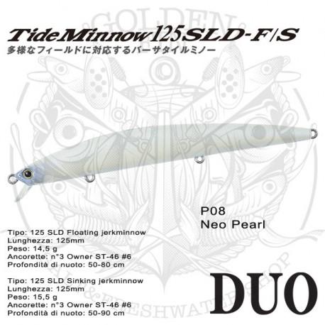 Duo TIDE MINNOW 125 SLD F
