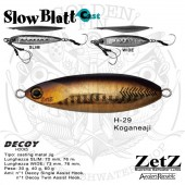 ZetZ Slow Blatt CAST Wide 30g