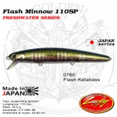 Lucky Craft FLASH MINNOW 110 SP