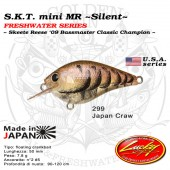 Lucky Craft S.K.T. MINI MR Silent