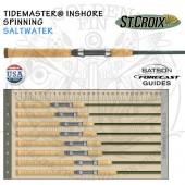 St.Croix Tidemaster® Inshore Series Spinning