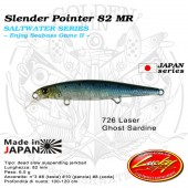 Lucky Craft SW SLENDER POINTER 82 MR