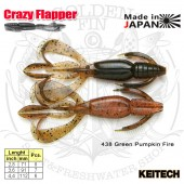 """Keitech CRAZY FLAPPER 3.6"""""""