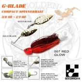 Geecrack G-Blade 3/8oz Double Willow