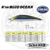 Tackle House KTEN BLUE OCEAN 115 S