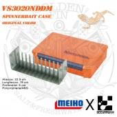 Geecrack X Meiho VS-3020NDDM Spinner Bait Case