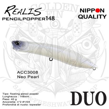 Duo REALIS PENCIL POPPER 148