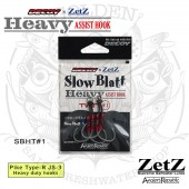ZetZ x Decoy Slow Blatt HEAVY Assist Hook