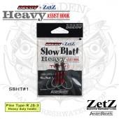 ZetZ x Decoy Slow Blatt HEAVY Assist Hook