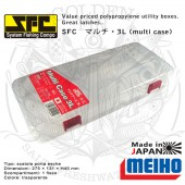 MEIHO SFC MULTI CASE 3L