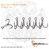 Savage Gear Big Fish Treble Hooks