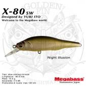 Megabass X-80SW