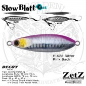 ZetZ Slow Blatt CAST Wide 20g