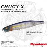 Megabass CHUGY-X