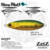 ZetZ Slow Blatt CAST Slim 20g
