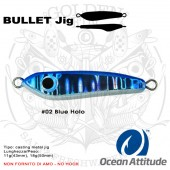 Ocean Attitude BULLET Jig 18g