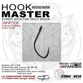 Cogitech HOOK MASTER SP-41MB Micro Barb