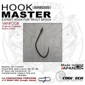 Cogitech HOOK MASTER SP-31MB Micro Barb