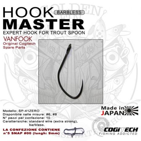Cogitech HOOK MASTER SP-41 Zero