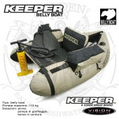Vision KEEPER Float Tube KIT