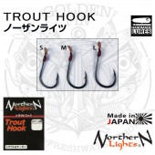 Northern Lights TROUT HOOK spoon