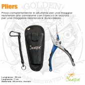 Seaspin Project Pliers
