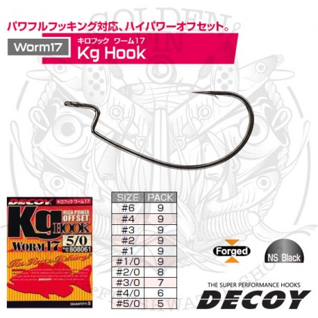 DECOY WORM 17