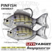 LiveTarget PINFISH SWIMBAIT 93