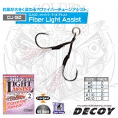 DECOY DJ-92 FIBER LIGHT ASSIST