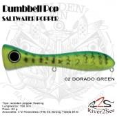 River2Sea Dumbell Pop 150