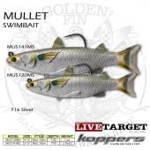 LiveTarget MULLET SWIMBAIT 120
