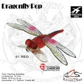 River2Sea Dragonfly Popper 70
