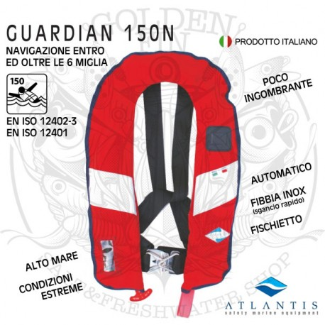 ATLANTIS GUARDIAN 150N AUTOMATIC