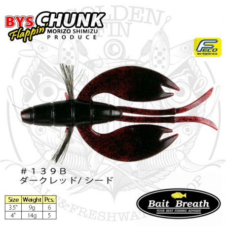 Bait Breath BYS CHUNK 4""