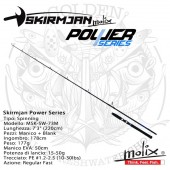 Molix SKIRMJAN SALTWATER POWER