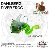 River2Sea Dahlberg Diver Frog 60