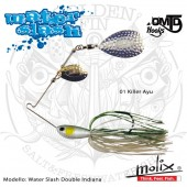 Molix WATER SLASH Double Indiana 3/8oz